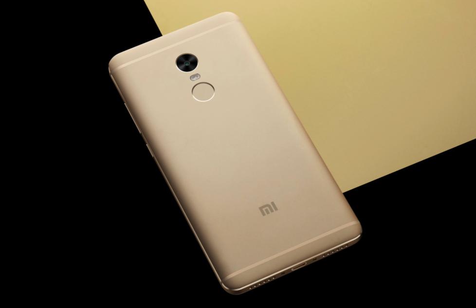 Le Xiaomi Redmi Note 4 est officiel !