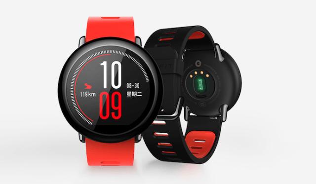 Huami Amazfit Sport : la montre aux gênes Xiaomi