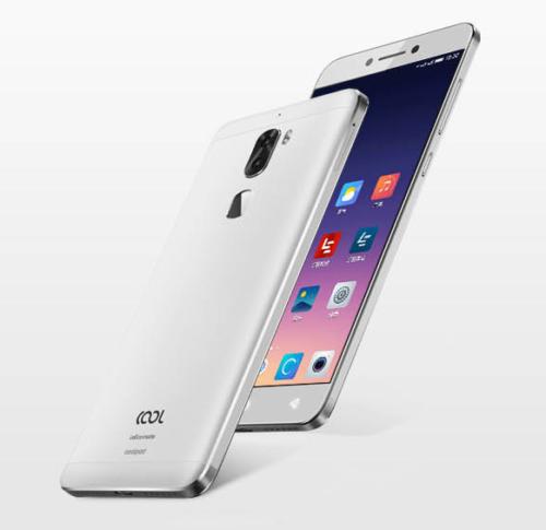 LeEco Cool 1 : 1er smartphone d'un nouveau partenariat