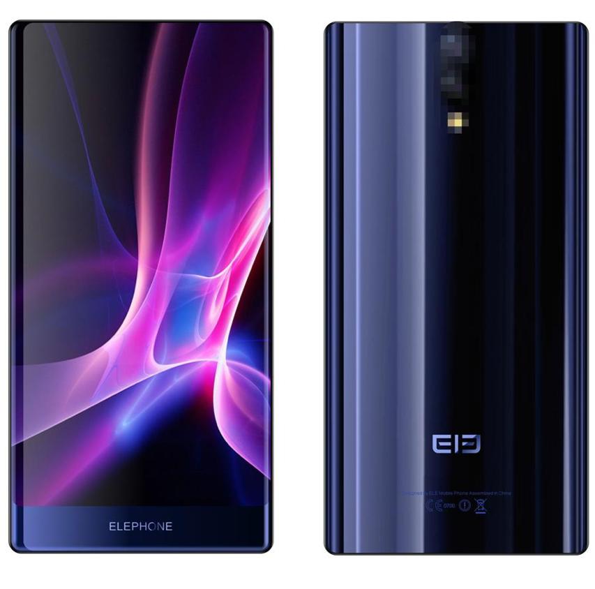 Elephone S8 : le challenger du Xiaomi Mi Mix ?