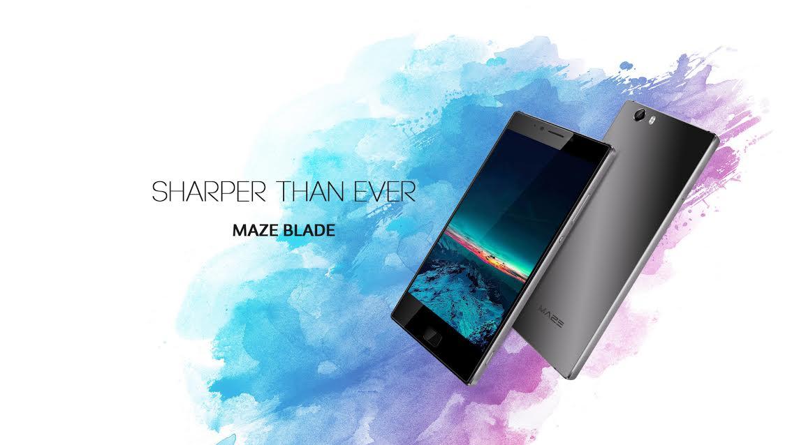 Maze Blade : le plus abordable et un design premium