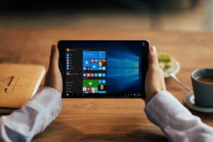 Xiaomi Mi Pad 3 : 2 versions, 2 tailles, 2 OS