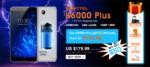 Oukitel K6000 Plus à 179,99$ avec en cadeau 50$ d'accessoires