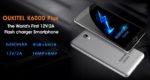 Oukitel K6000 Plus : ouverture des précommandes le 05 Avril !