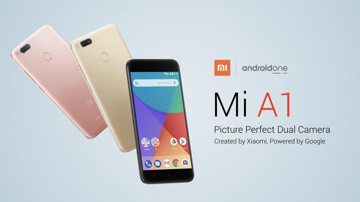 Xiaomi Mi A1 : en précommande chez PhoneDroid.fr !