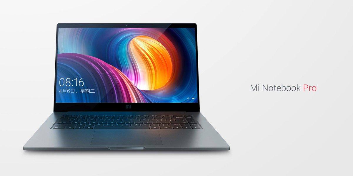 Xiaomi Mi Notebook Pro : le 15 pouces qu'on attendait !