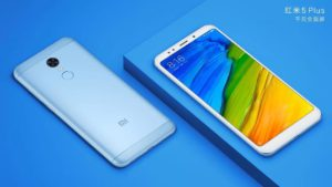 Xiaomi Redmi 5 et 5 Plus disponible chez PhoneDroid.fr en Edition Global (B20)