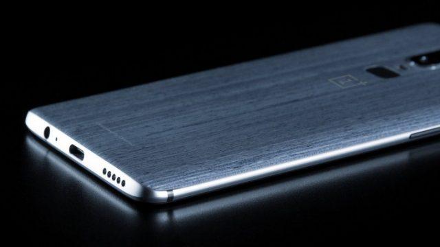 OnePlus 6 : encoche et bande inférieure épaisse inévitables !