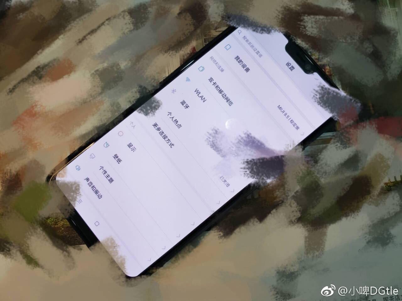 Le Xiaomi Mi7 se précise au travers de nouvelles photos !
